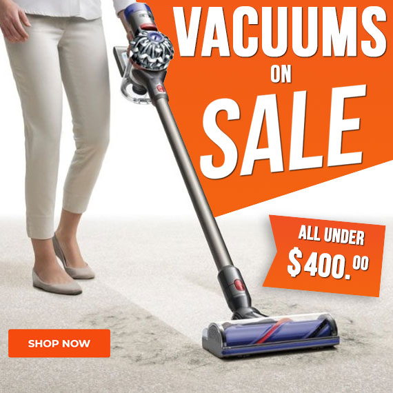 Vacuums Under $400